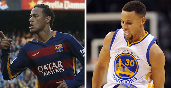 2fc0372bd9dd Neymar says he changed his hairstyle to look like steph curry. -  scoopnest.com
