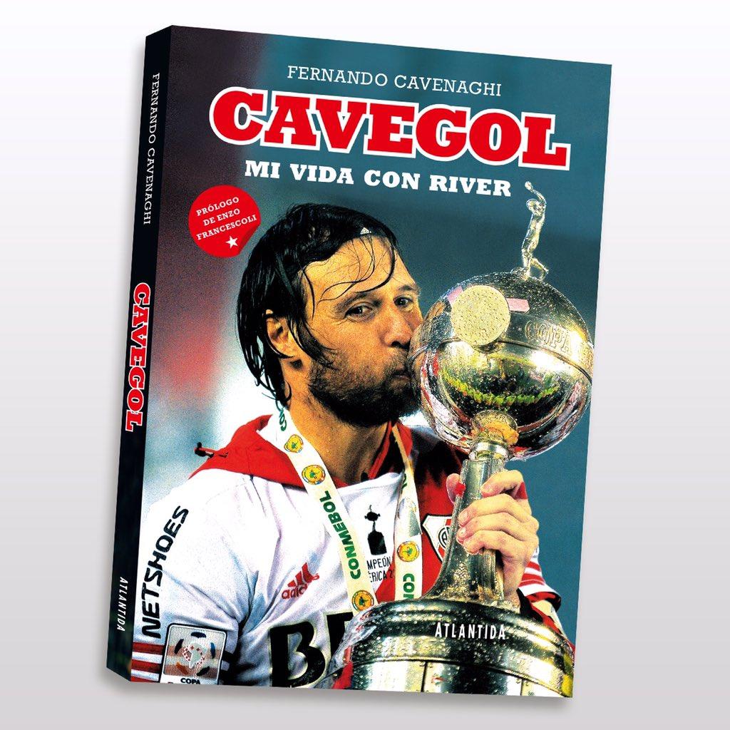 F. Cavenaghi sort un livre !