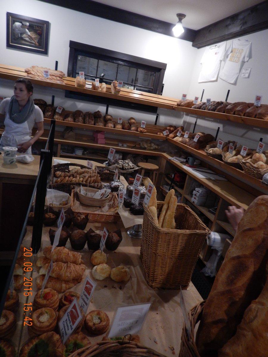 Pane d'Amore bakery Bainbridge island