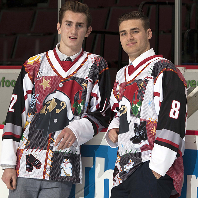 2c464d019f0 whlgiants unveil ugly christmas sweater jerseys to worn dec 11 against  victoria royals at pacific coliseum