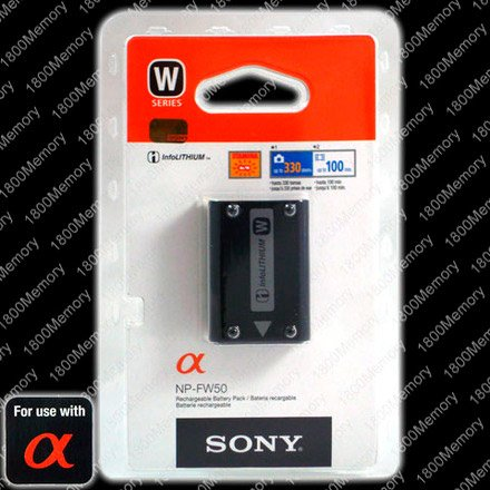Np-fw50 аккумулятор для sony купить в красноярске