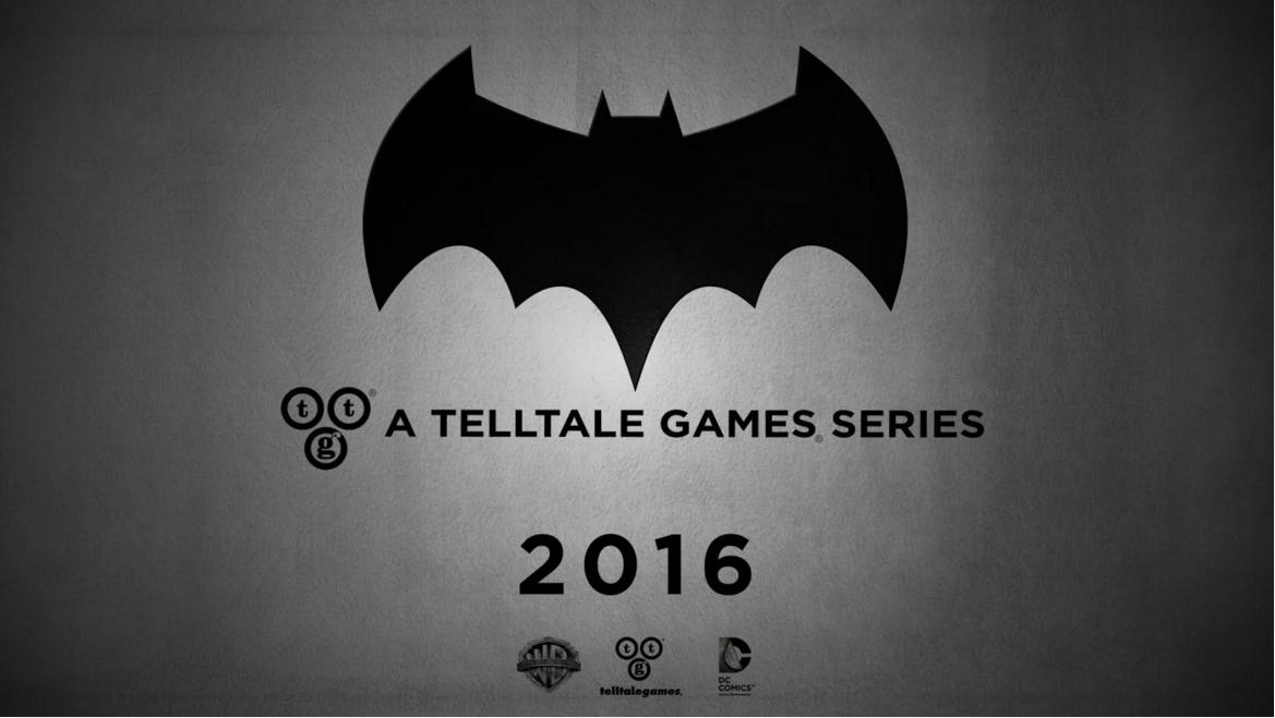 Holy rusted metal! Telltale Games is taking on Batman: https://t.co/nOeeoHMr9y #TheGameAwards