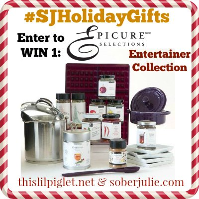 We're also giving away @homeofepicure $214 Entertainer Collection here https://t.co/tbIpgKLsCK #SJHolidayGifts https://t.co/Cb713jIdHC