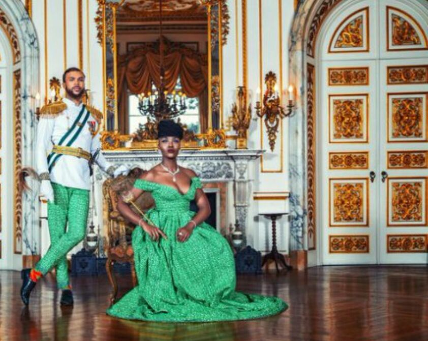 When you hear they giving away $500 for best dressed couple in Emerald City https://t.co/yxObiE9rz8