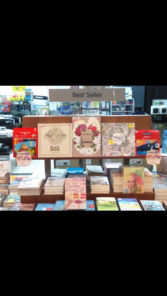 Gramedia Kediri On Twitter Spesial Promo Pembelian Adult Coloring Book Mendapatkan Diskon 15 Untuk Pensil Warna Staedtler 24