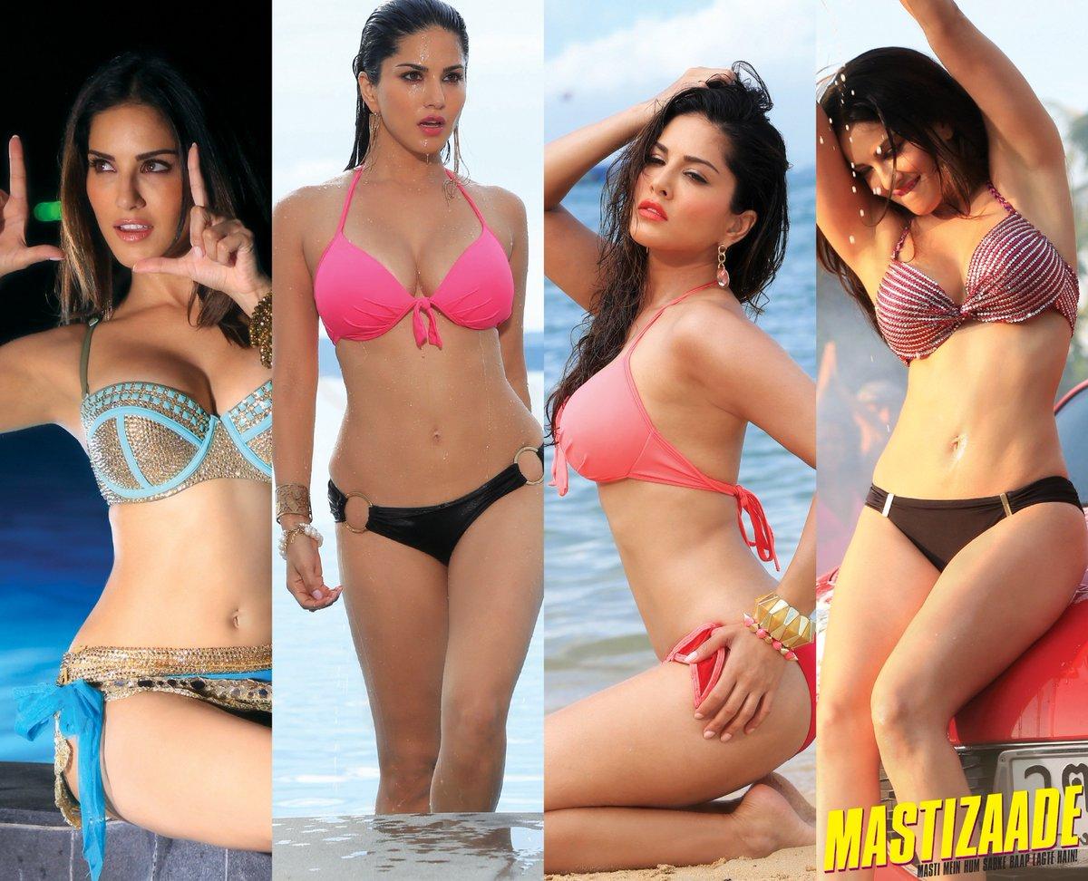 Mastizaade On Twitter 1 Movie 27 Bikinis 1 Amazingly Hot