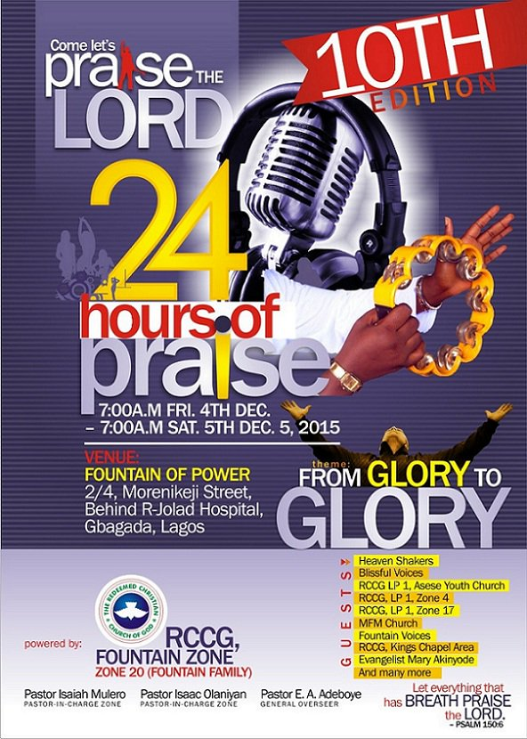 Media Tweets by RCCG FOUNTAIN ZONE (@RCCGfountain)   Twitter