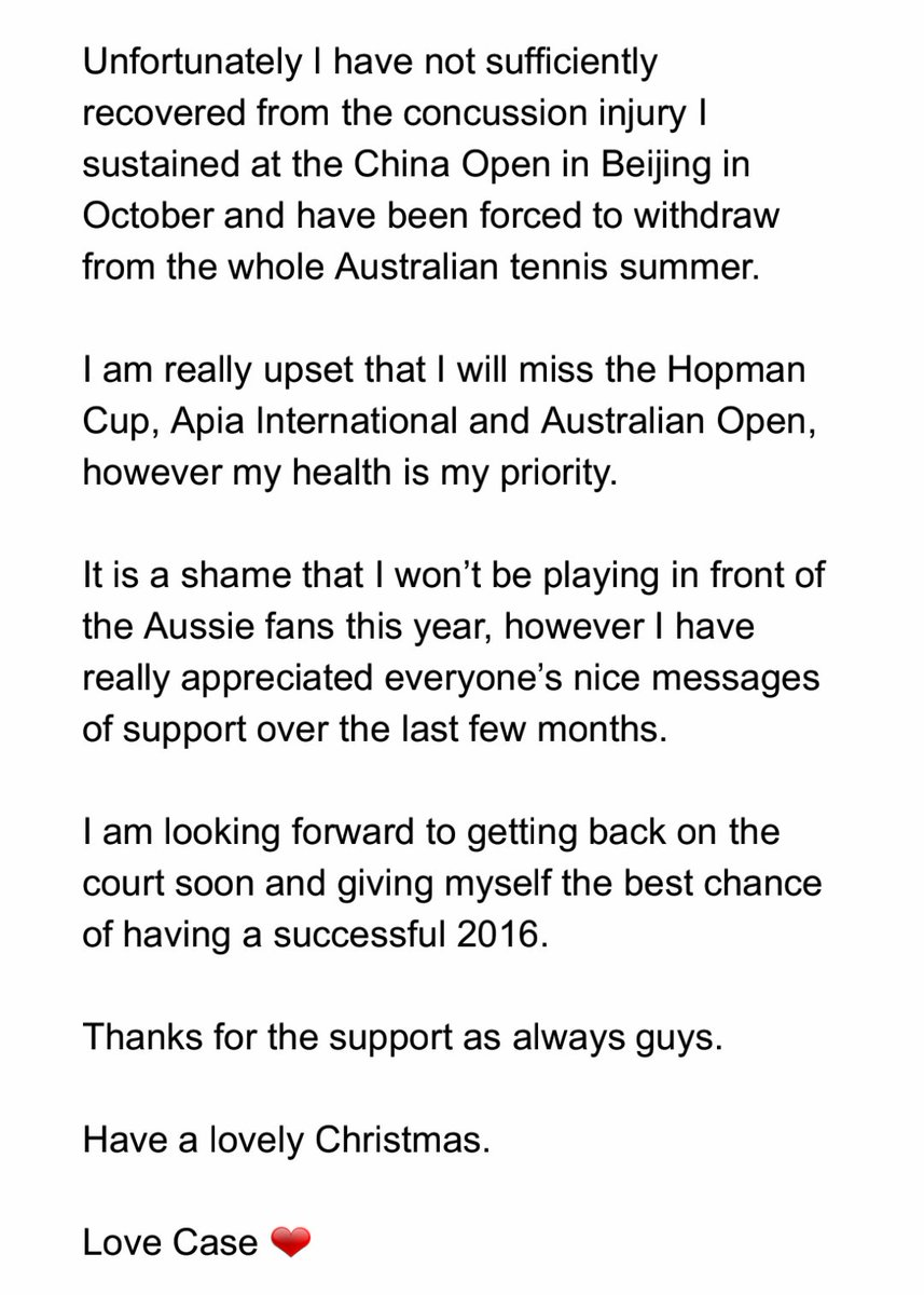 caseydellacqua on twitter thanks for everyone s kind messages