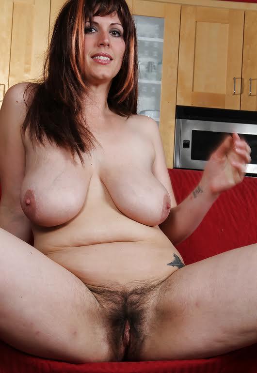 young naked heidi klum