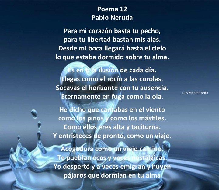 Luis Montes Brito On Twitter Viernes De Poesía Poema 12