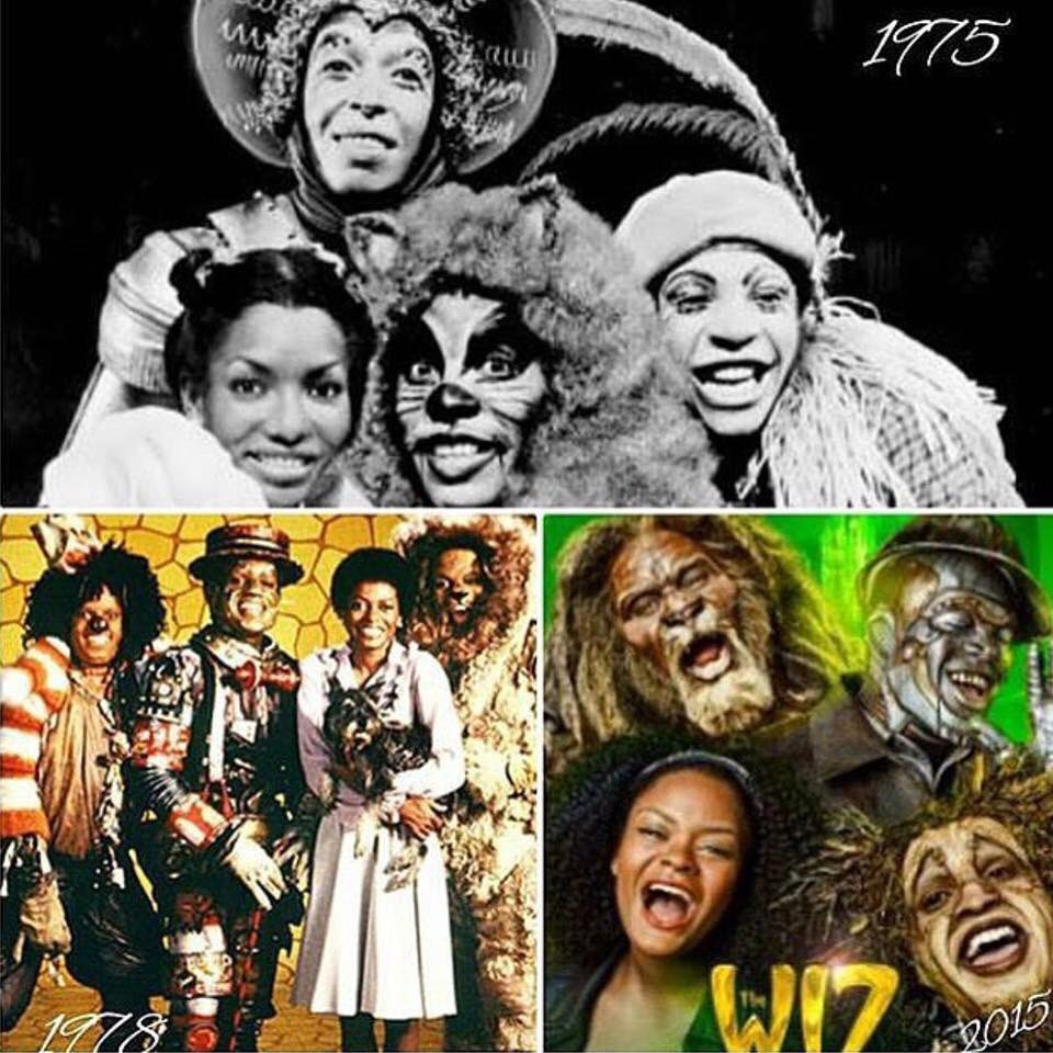 Glad I saw #TheWiz! @DavidAllenGrier &  @NeYoCompound DID that! Great tribute to its predecessors! #thewizlive https://t.co/UipaWoh2tt