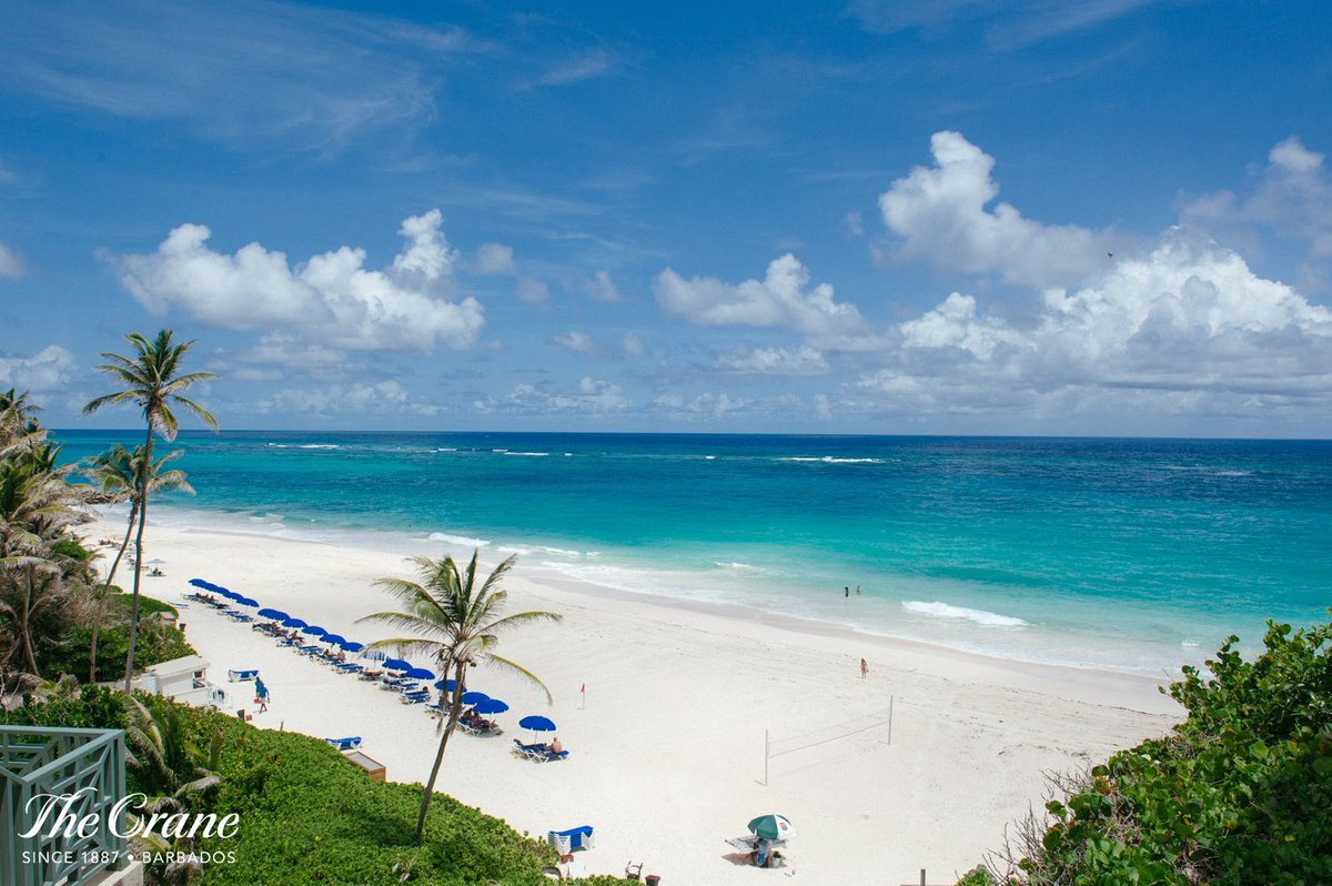 Happy #BeachThursday ! @CraneBarbados Crane Beach, 1 of the best #Caribbean beaches for 2016 https://t.co/y5nZV2sgFK https://t.co/x1pwRtxKXv