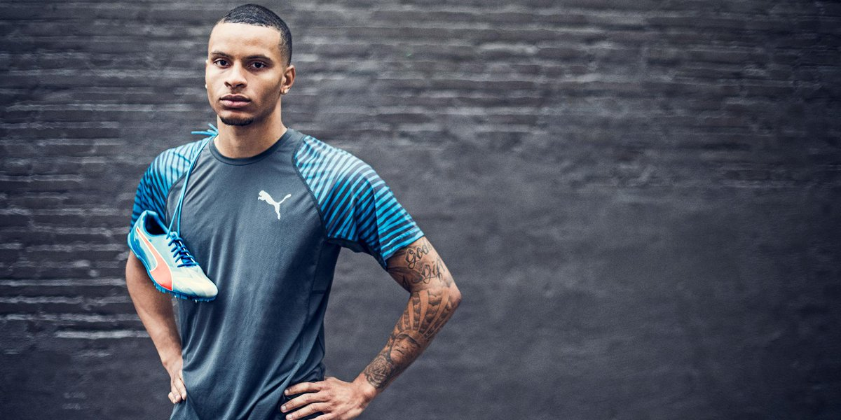 From fast to #ForeverFaster. Welcome to the PUMA team, @De6rasse. https://t.co/jQ5LugpCNt