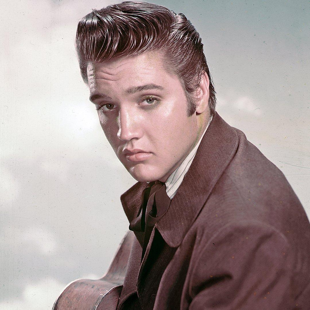 Elvis Presley (@ElvisP...
