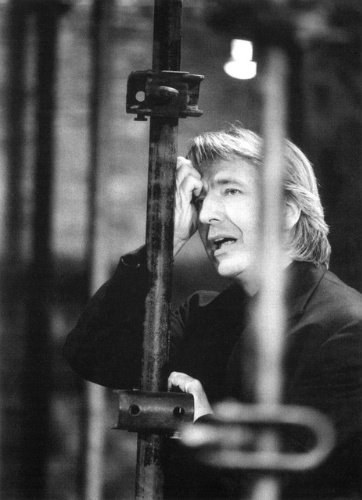 Today in 1992 we presented the much missed #AlanRickman as #Hamlet with Geraldine McEwan https://t.co/3OopOIEGam