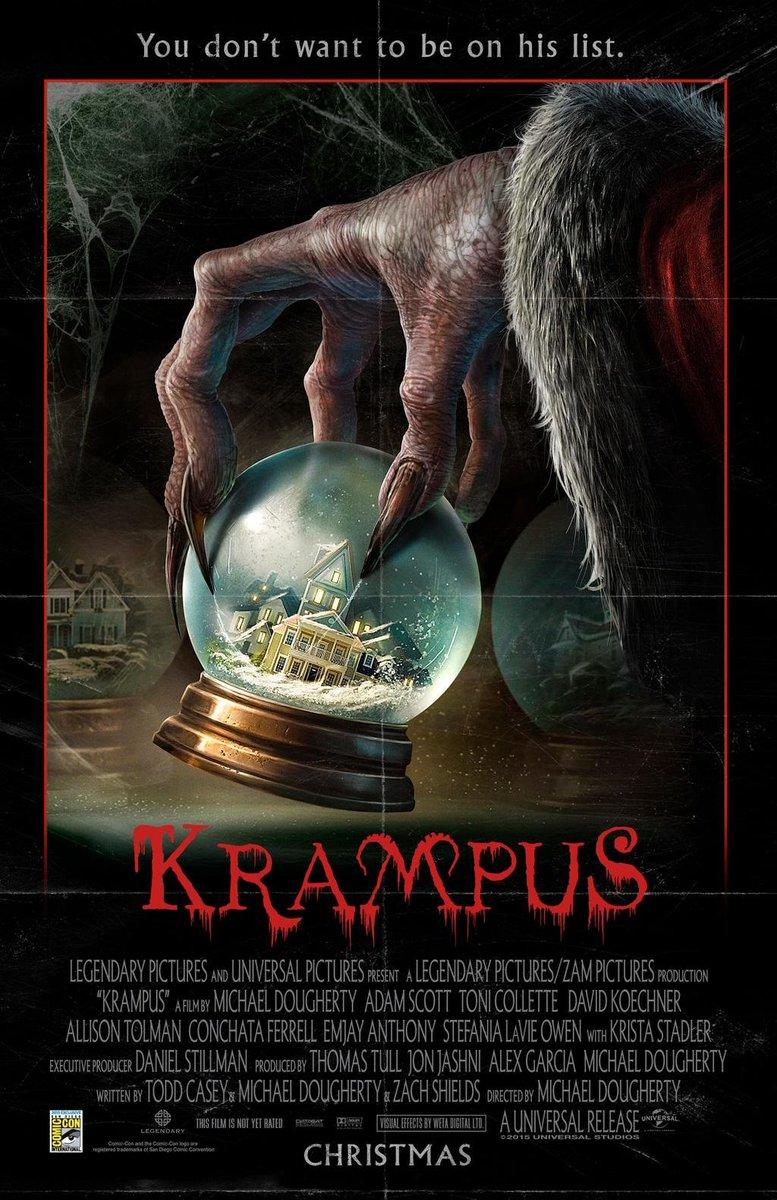 Who's expecting #Krampus this year? #KrampusMovie https://t.co/wQIkpNZA3v