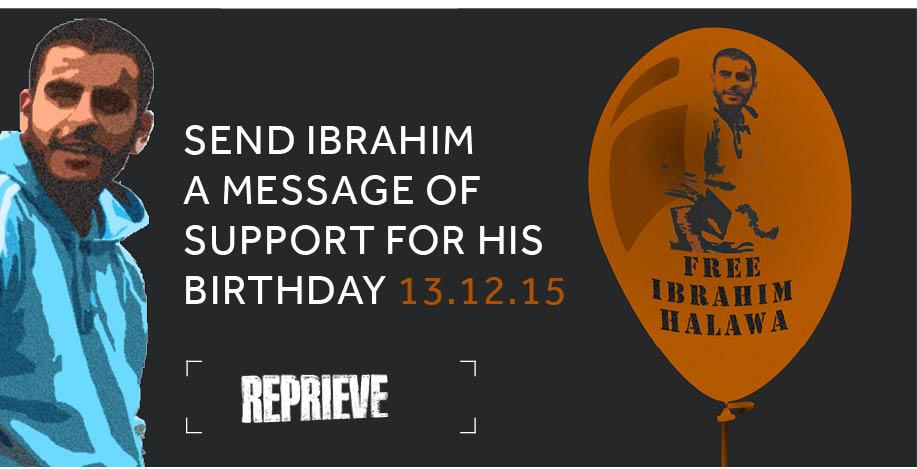 Reprieve On Twitter Next Week Irish Teen Ibrahim Halawa Turns 20 In Egyptian Prison Send Him A Birthday Card Tco T8XYiYslVK