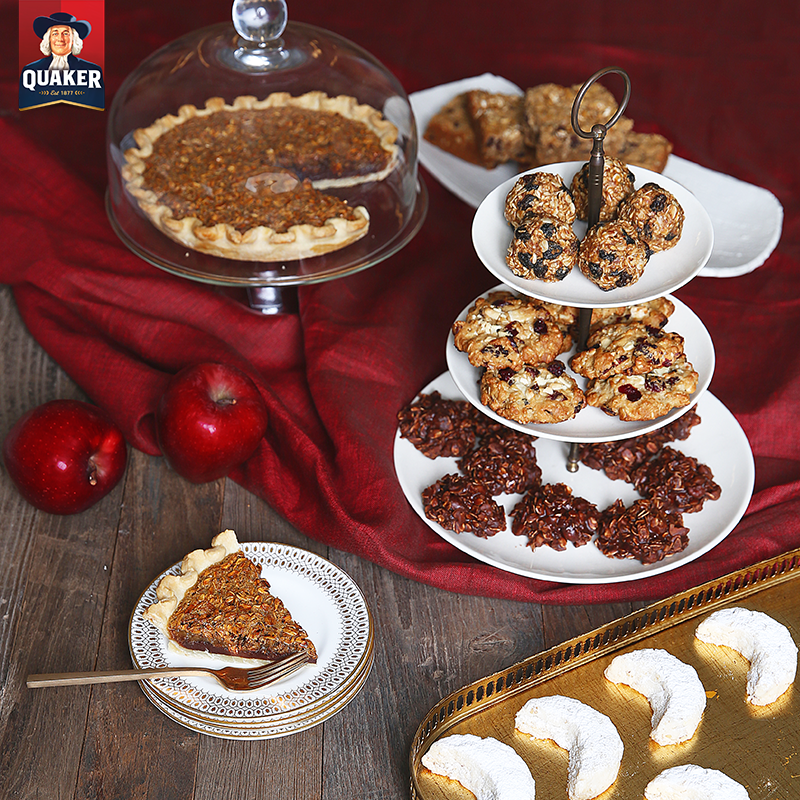 \'Tis the season for tasty cookies. Grab some milk & find a #NationalCookieDay recipe for you: