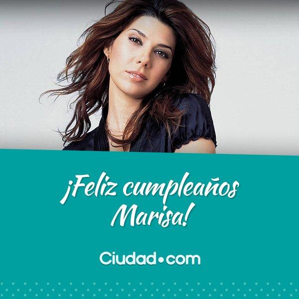 Feliz Cumpleanos Marisa.Ciudad Magazine On Twitter Feliz Cumpleanos Marisa Hoy