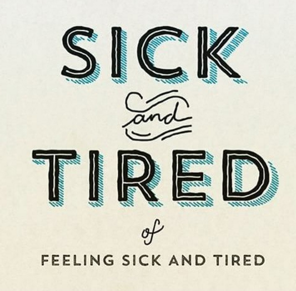 Qu Crohns Trial On Twitter Ibd Quote Sick And Tired Of Feeling