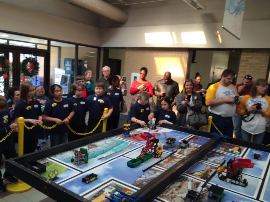 Clubs And Organizations Lego Robotics Team