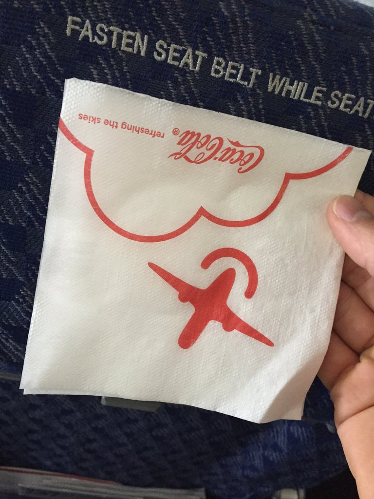 A passenger dropped this note… Appears to be Arabic script and a plane falling from the sky… I can overpower her.