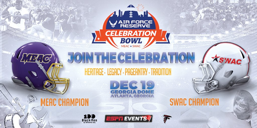 dfdfae4ce6c Air Force Reserve Celebration Bowl on Twitter: