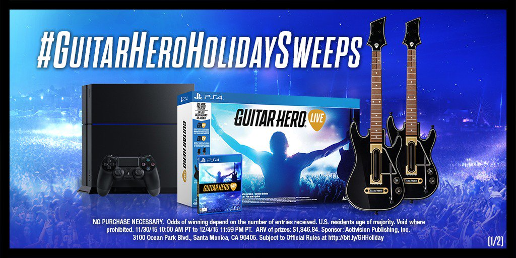 [1/2] Last day of giveaways! RT for a chance to win a #ps4 bundle and maybe something a little extra… https://t.co/PSpSsjqNR3