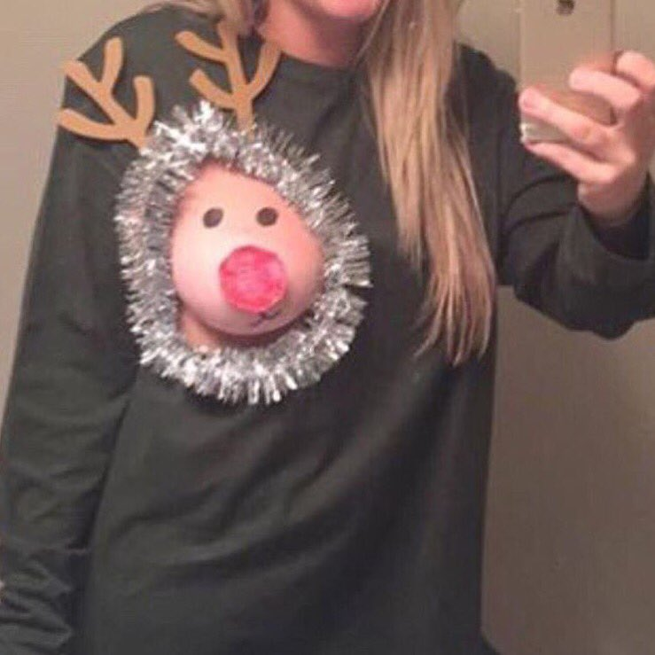 Barstool Sports On Twitter Ugly Sweater Of The Year Httpstco