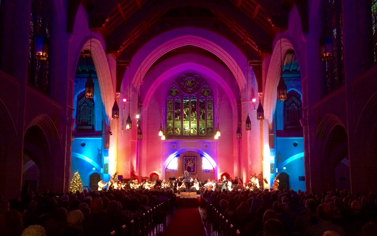 Vancouver Symphony On Twitter This Is Happening Now Vso Traditional Christmas Concerts At St Andrew S Wesley Church Continuing Sat Sun Https T Co Hpvayeijgg