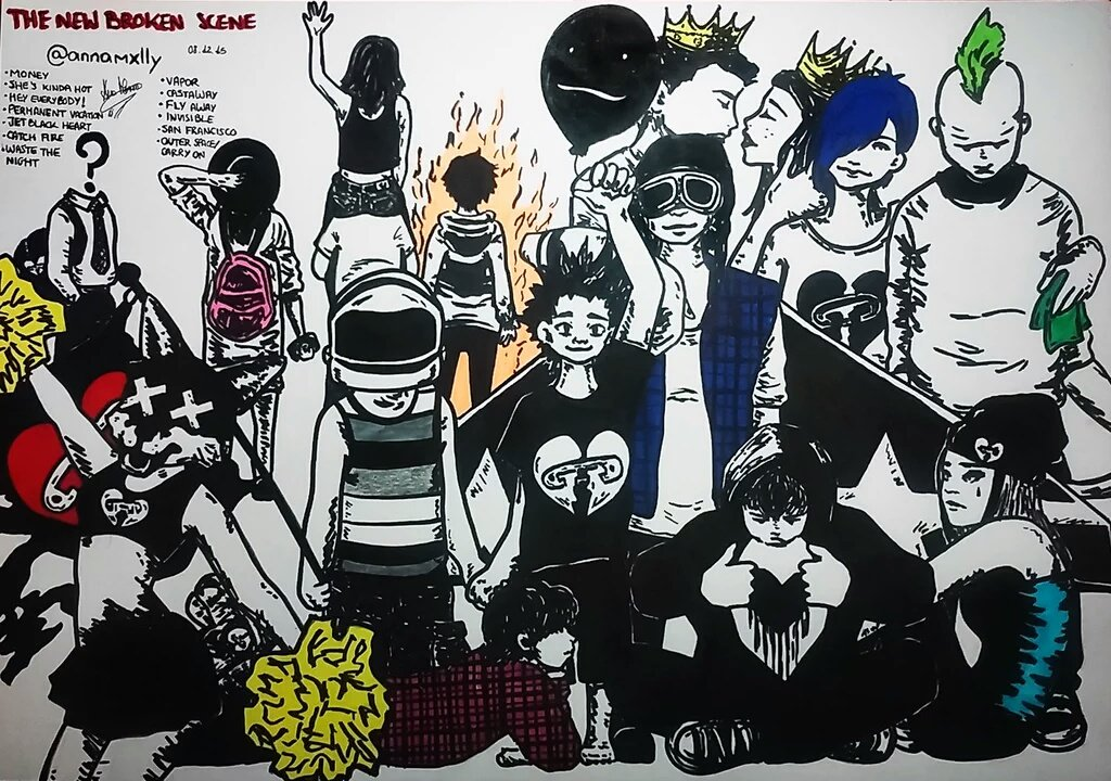 5SOS Fan Art 卌 (@_5SOSFanArt) | Twitter