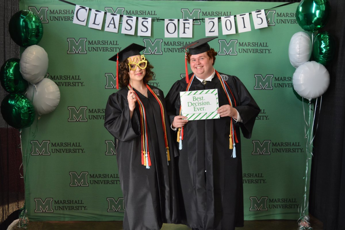 Thumbnail for Marshall University Commencement Fall 2015