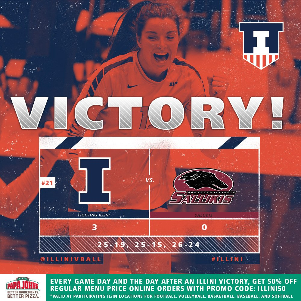 Birks kill and it's all over! #Illini WIN! https://t.co/Ll0diYCyHn