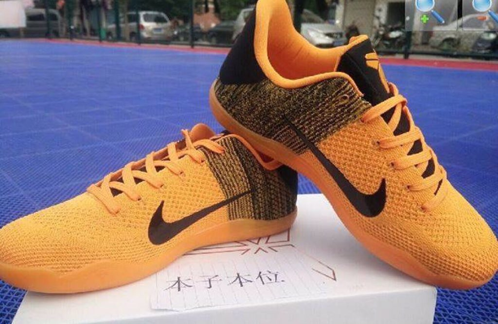 e4038b757bf7 ... top quality sneakerwhorez on twitter possible nike kobe 11 bruce lee  checkout the release date section