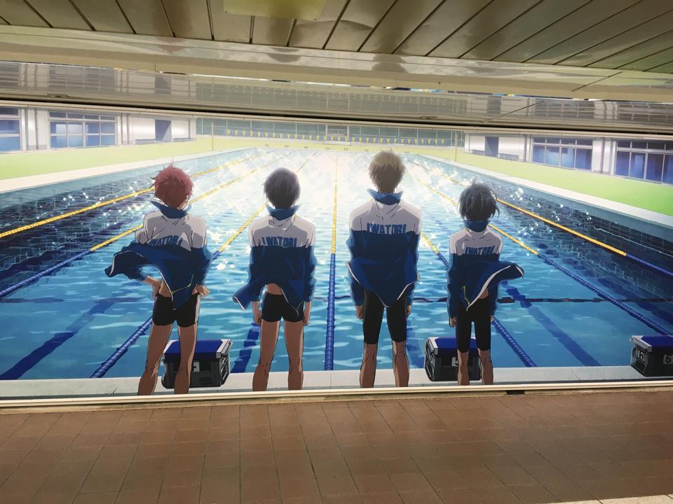 新宿地下道がハイスピ仕様になってる!!!!! https://t.co/WMD26jL8ik