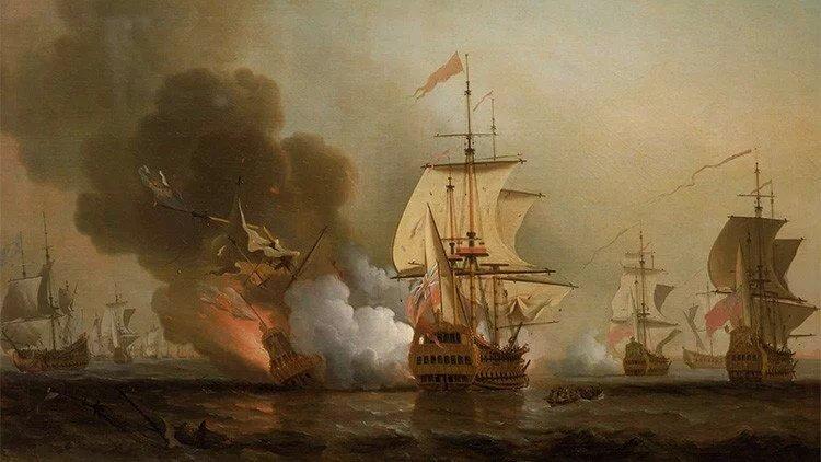 Ritrovato il galeone San José con il suo tesoro a Cartagena in Colombia.