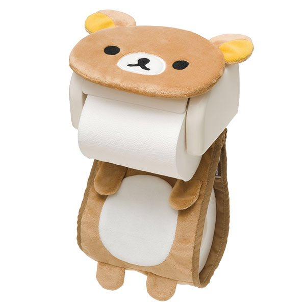 リラックマにはロールペーパーカバーもありますよ。いろんなところにリラックマ。リラックマ生活いかがですか?shop.san-x.co.jp/product/list/?… pic.twitter.com/sdOs6U2G3J
