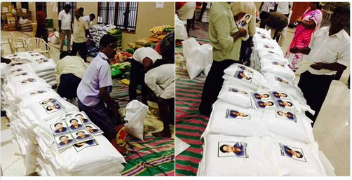 Relief material distribution allowed only if packages have Amma stickers in parts of Chennai https://t.co/a2ouSVGMEU https://t.co/tVKZaUFD8X