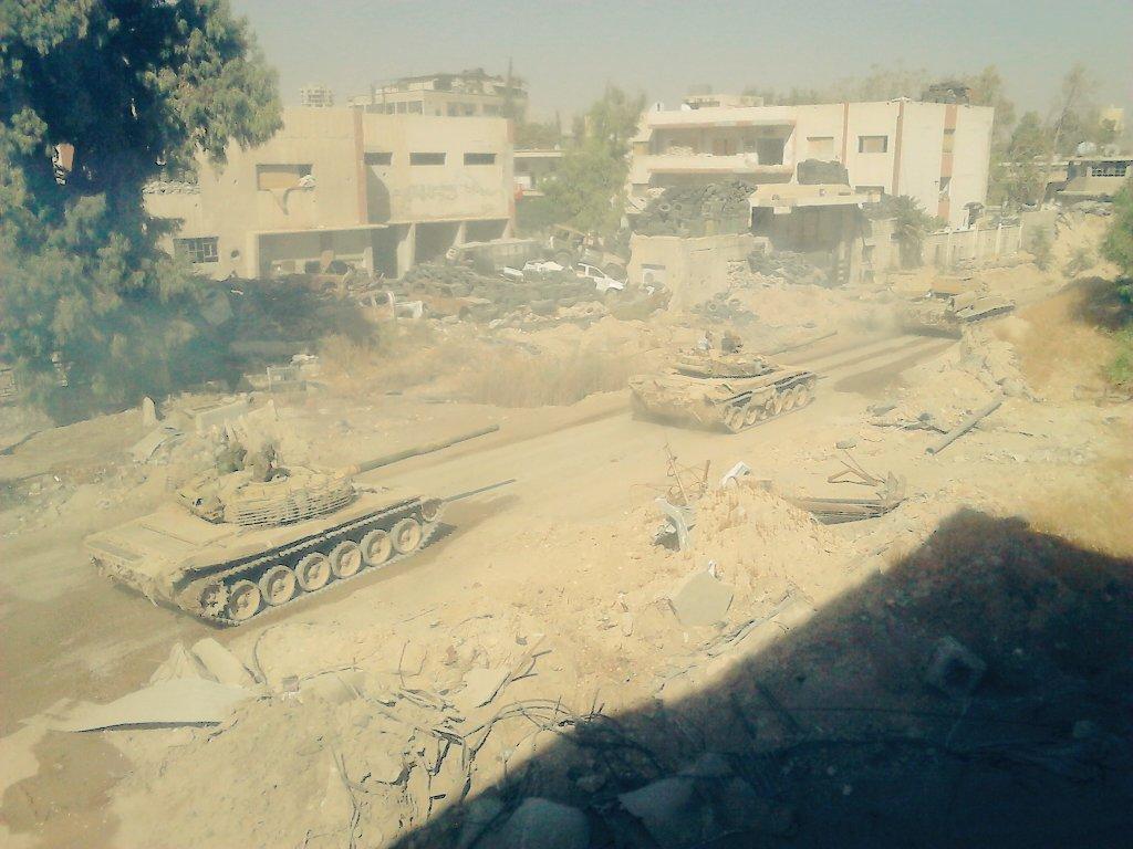 Syrian Civil War: News #4 - Page 31 CVcpoTEXIAAo2_u