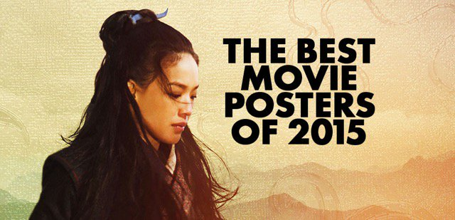 Best movie posters of 2015