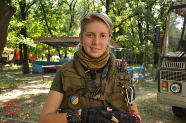Минобороны готово предоставить всю необходимую помощь волонтеру Яне Зинкевич, - Полторак - Цензор.НЕТ 9630