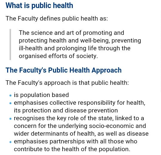 """what is public health and what Public health services public health is defined as """"the art and science of preventing disease, prolonging life and promoting health through the organized efforts."""