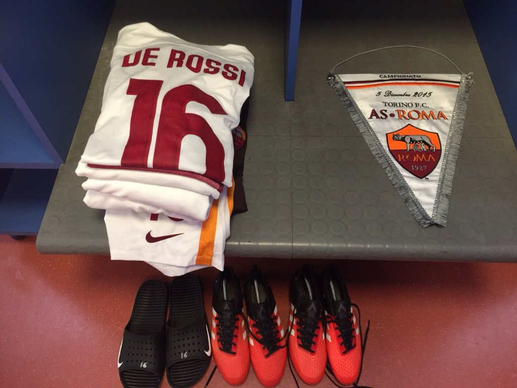 Tutto pronto per l'inizio di Torino Roma