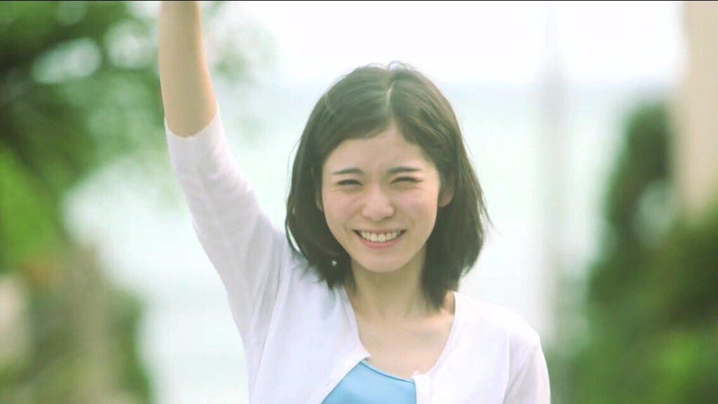 TLを松岡茉優の笑顔で溢れさせよう 愛すべき笑顔。 pic.twitter.com/O7wtBGS5f2