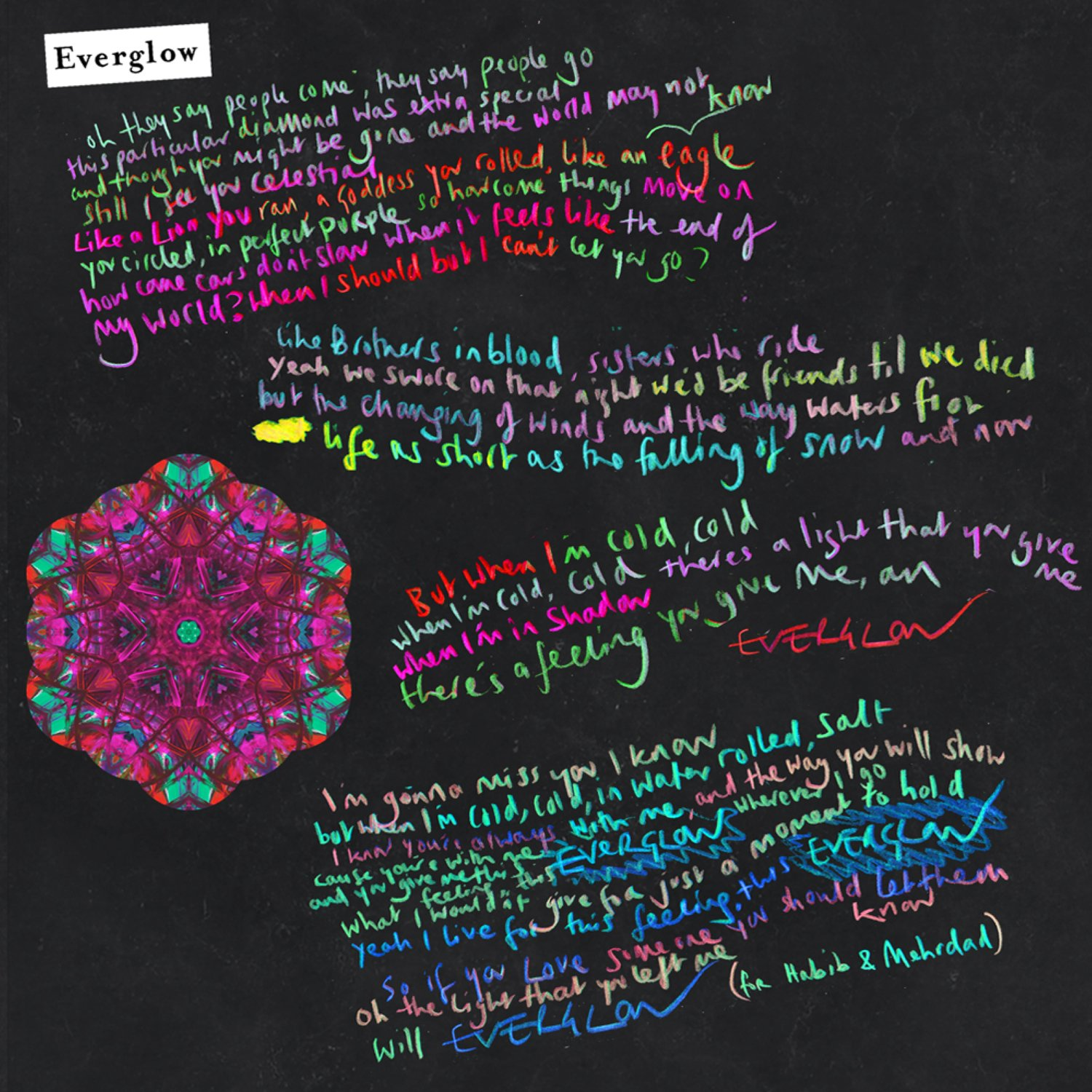 Everglow – Coldplay