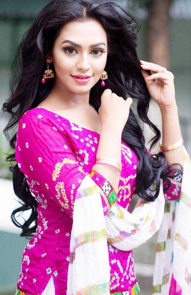 Mehjabin Chowdhury 2015