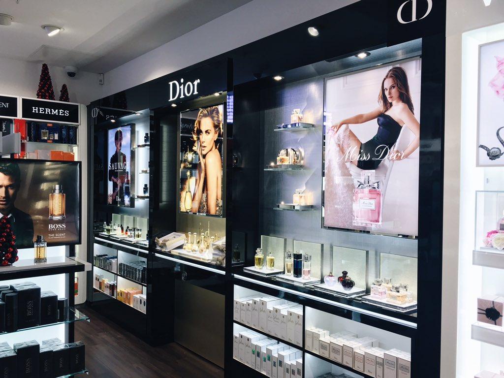 dior perfume shop