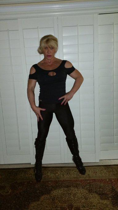 Bodybuilder Female Porn Stars