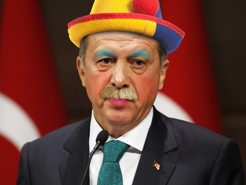 Erdogan the CLown