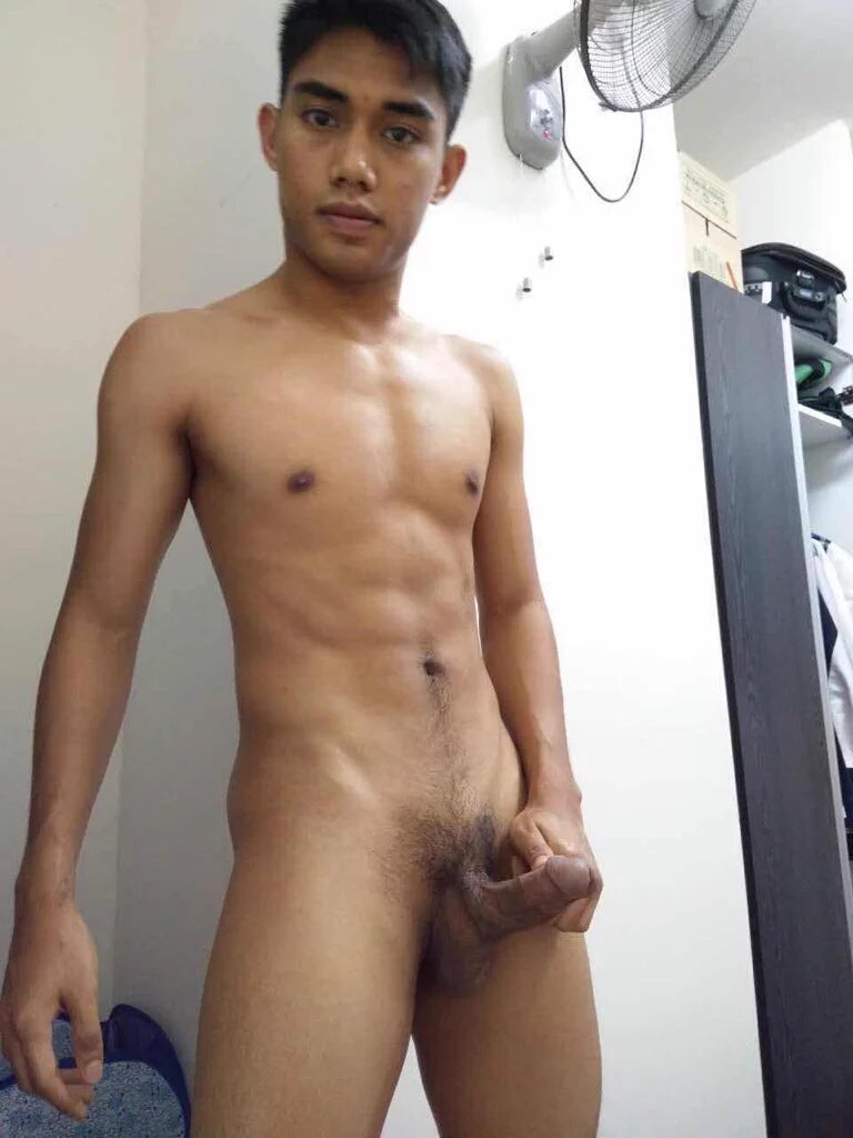 Naked Malay Guy